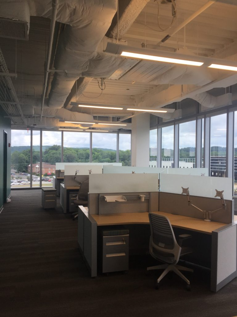 Star Tower U of D Fit Out